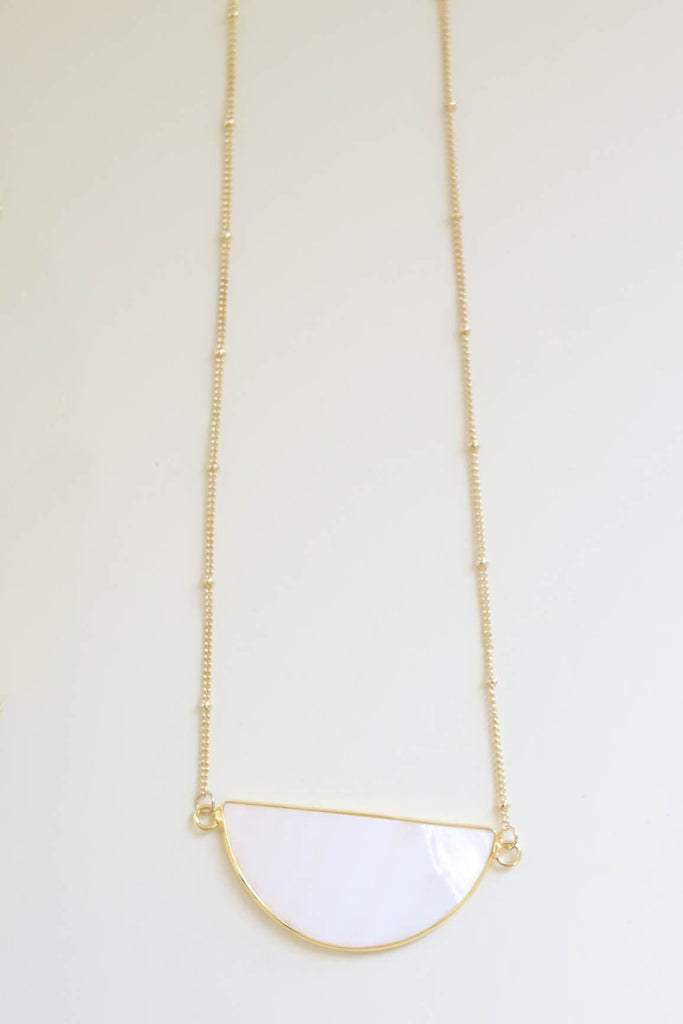 Gold Necklace - Online Clothing Boutique