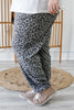 Plus Size Leopard Joggers | Stylish & Affordable | UOI Online