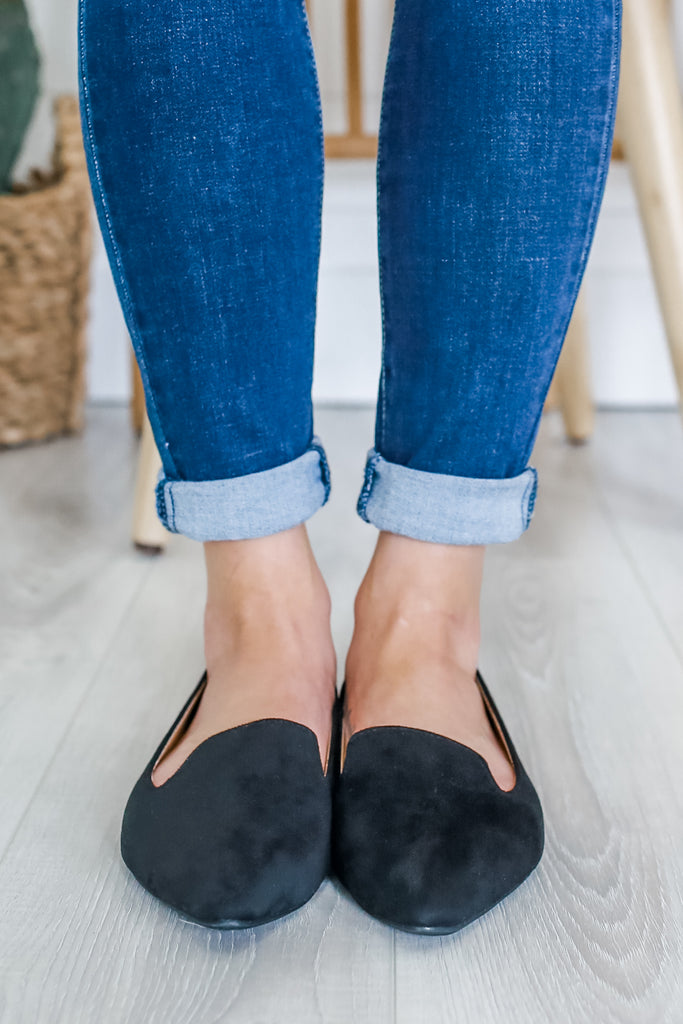 Faux Suede Loafers | Stylish & Affordable | UOI Online