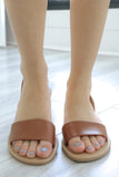FEELINGS-S Flat Sandals - Online Clothing Boutique