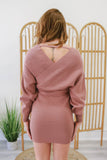 Faux Wrap Bodycon Dress | Stylish & Affordable | UOI Online