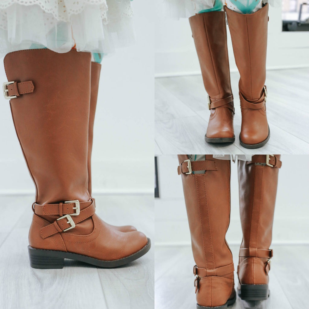 Girls Tall Boots - Online Clothing Boutique