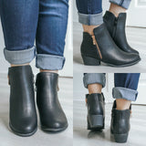 GARY-28 Ankle Booties - Online Clothing Boutique