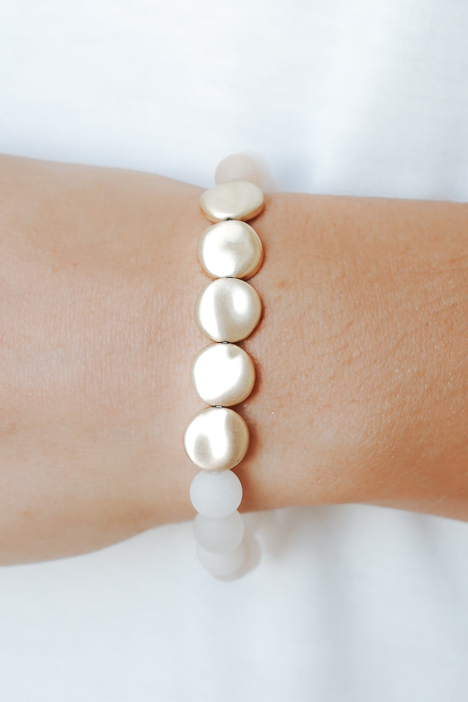 Beaded Bracelet - Online Clothing Boutique
