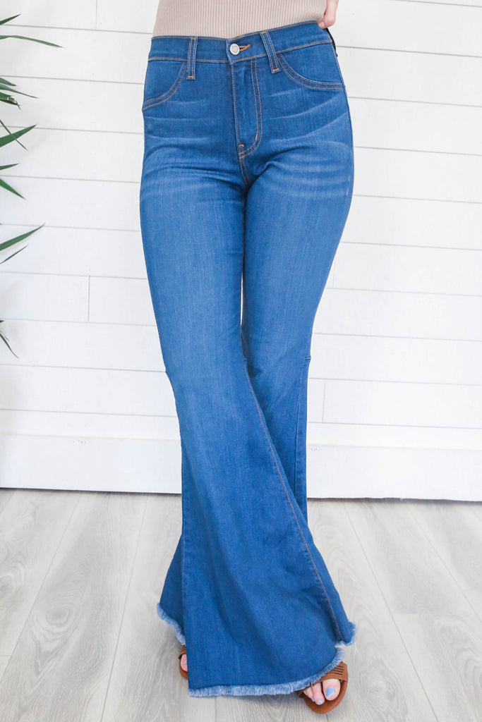 Ultra Flare Denim - Online Clothing Boutique