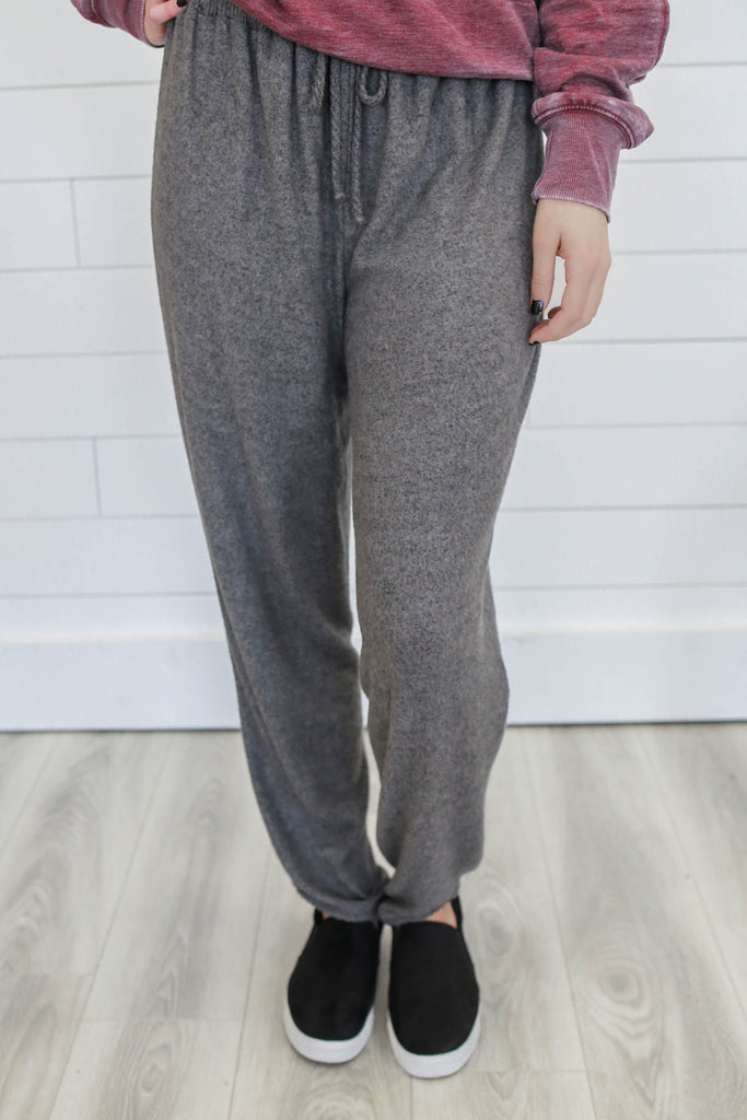 Jersey Pants - Online Clothing Boutique