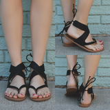 Eyes On Me Sandal
