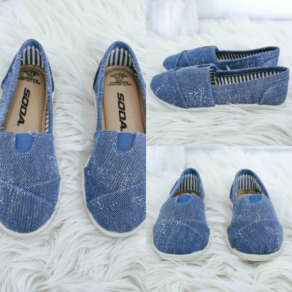 Kids Slip-On Shoes - Online Clothing Boutique