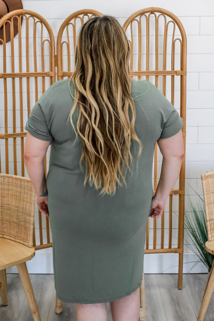 Plus Size Tee Shirt Dress | Stylish & Affordable | UOI Online