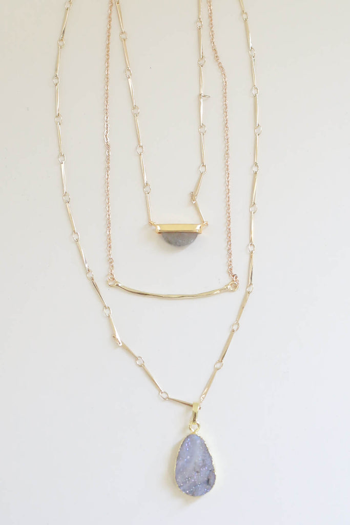 Layered Necklace - Online Clothing Boutique