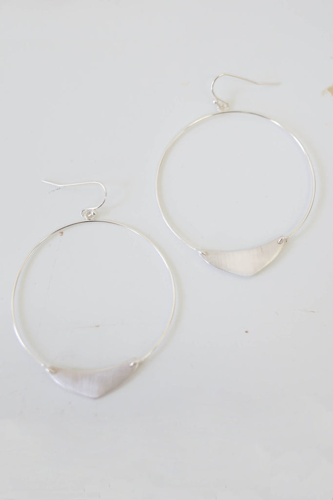 Hoop Earrings - Online Clothing Boutique