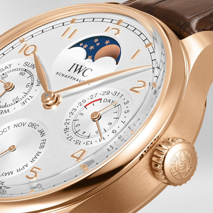 IWC Schaffhausen Portugieser Perpetual Calendar Watch Review