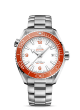 OMEGA Seamaster Planet Ocean 600M 44mm White Dial