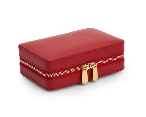 Wolf Palermo Zip Case - Red