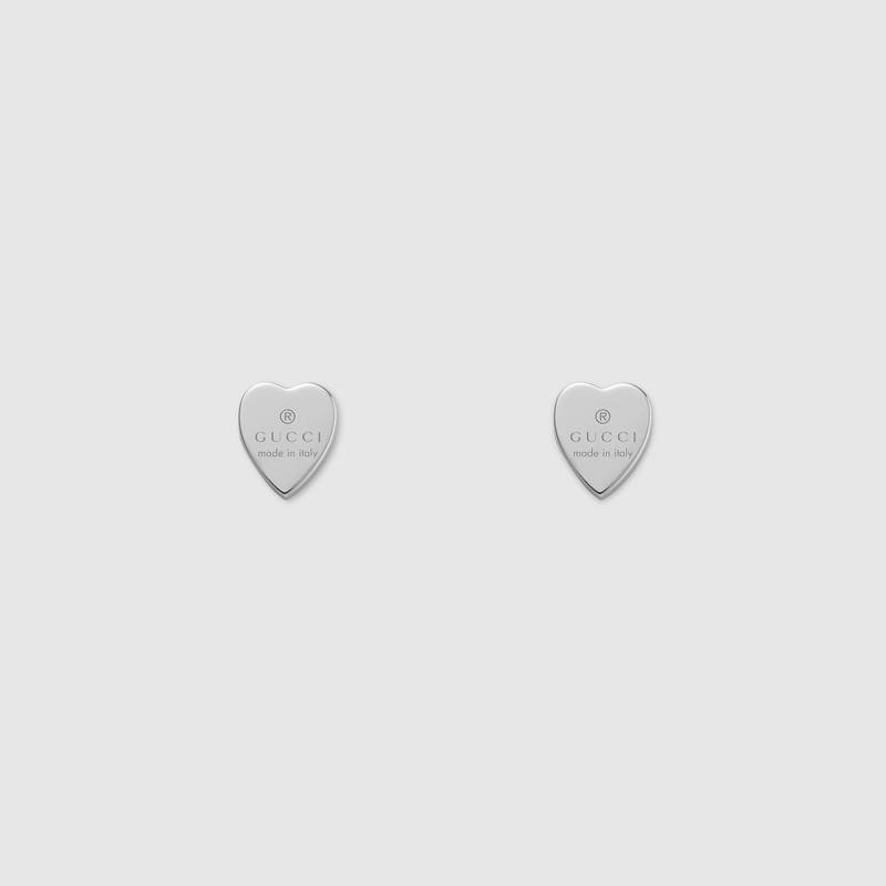 Gucci Earrings Trademark Heart