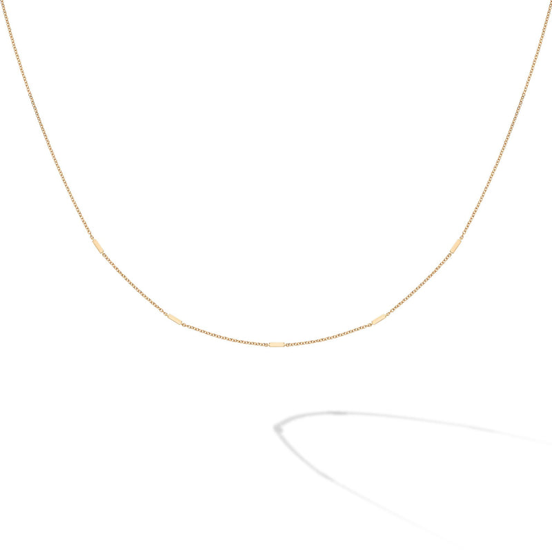 Birks Rosée du Matin 18K Yellow Necklace