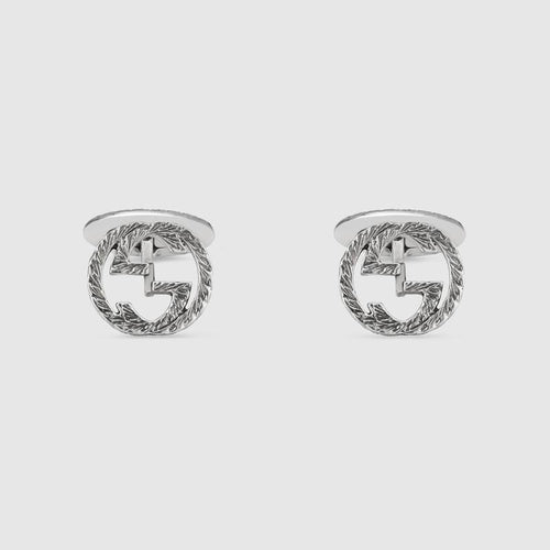 Gucci Interlocking G Cufflinks