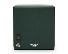 Load image into Gallery viewer, Wolf Cub Single Winder With Cover - Green