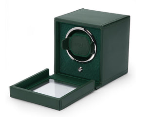 Wolf Cub Single Winder With Cover - Green