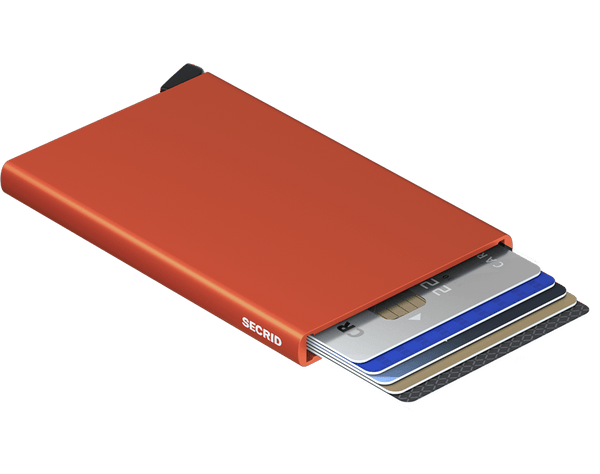Secrid Cardprotector Orange