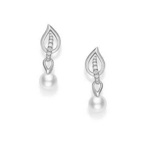 Mikimoto Akoya Cultured Pearl Earrings