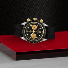 Load image into Gallery viewer, TUDOR Black Bay Heritage Chrono S&G