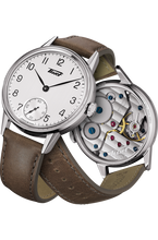 Load image into Gallery viewer, Tissot Heritage Petite Seconde
