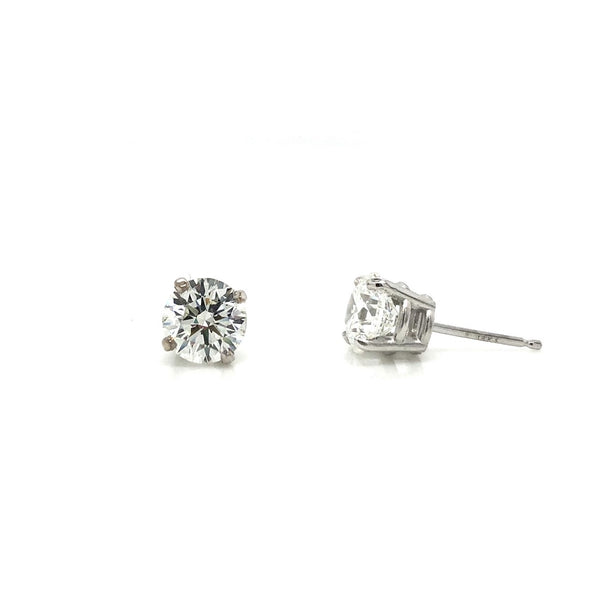 Forevermark Diamond Stud Earrings 2.02ctw