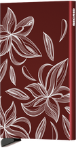 Load image into Gallery viewer, Secrid Cardprotector Laser Magnolia Bordeaux