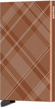 Load image into Gallery viewer, Secrid Cardprotector Laser Tartan Rust