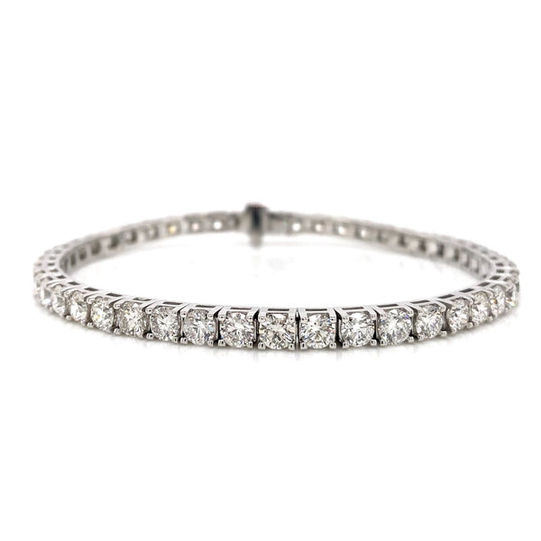 14KW Diamond Tennis Bracelet 10.00ctw