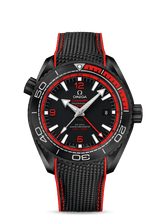 Load image into Gallery viewer, OMEGA Seamaster Planet Ocean 600M GMT
