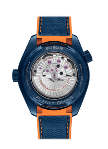 "OMEGA Seamaster Planet Ocean 600M GMT ""Big Blue"""