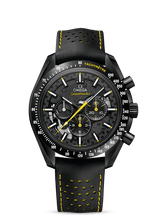 "Load image into Gallery viewer, OMEGA Speedmaster Moonwatch Chronograph ""Dark Side Of The Moon"" Apollo 8"