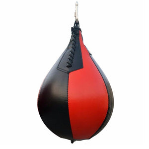Boxing Leather Pear Bag