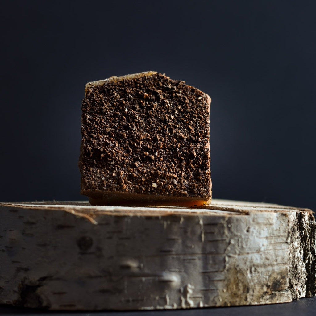 Chuckwagon Toffee - Alderwood Roasted Coffee & Hickory Smoked Sea Salt