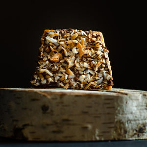 Fresh Stables Toffee - Chocolate and Toasted coconut English Toffee