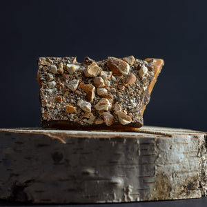The Mustang Toffee - Classic English Toffee with Almonds