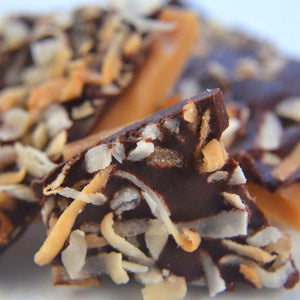 Fresh Stables a Toasted Coconut Toffee