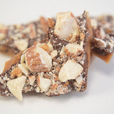 Traditional English Toffee With An American Flare