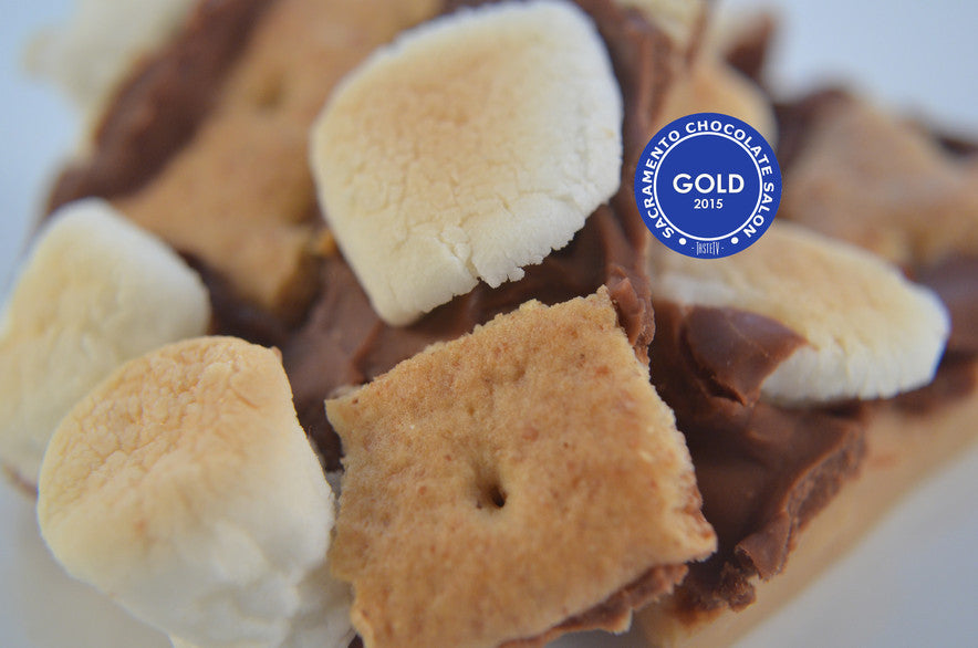 No Campfire Required! - So Much S'mores - Smooth Milk Chocolate, Toasted Marshmallow and Graham Cracker