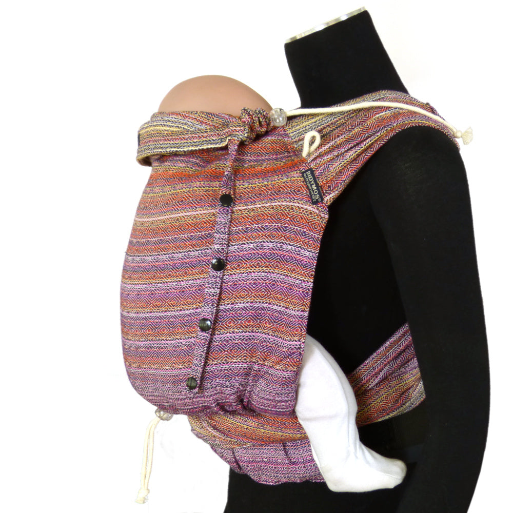 DidyKlick Baby Carrier, Norwegian Wood