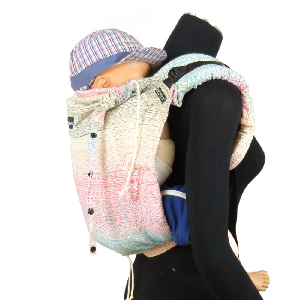 Didy Onbuhimo Baby Carrier, Prima Aurora