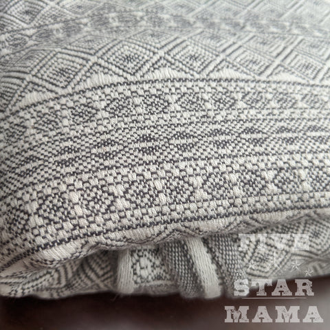 Pre-owned: DIDYMOS Baby Wrap Sling Prima Pebble