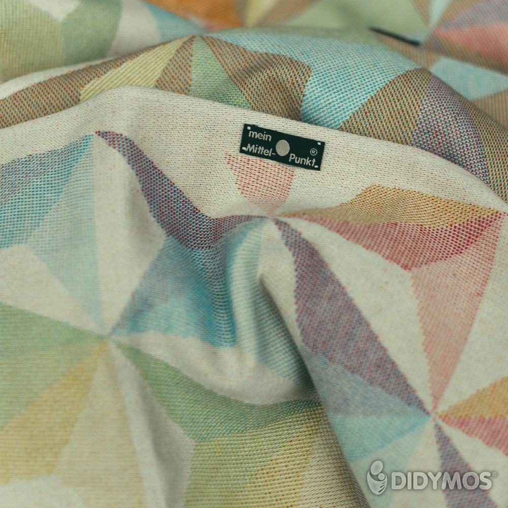 Second Quality: DIDYMOS Baby Wrap Sling Zephyr