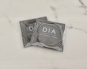 "8¼"" Dia® Metallics Freshie Subscription"