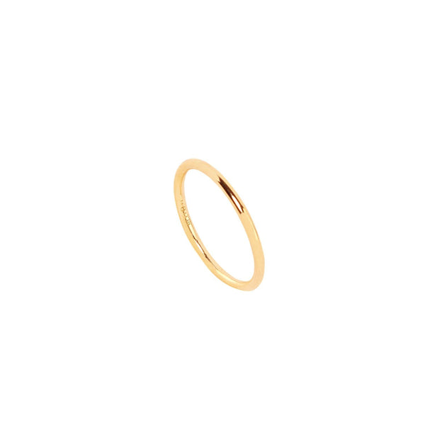 Buy online gold plated ring | ESHVI
