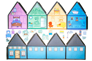 MY LITTLE HOUSE OUT OF STOCK UNTIL JULY. WE WILL ADD A FREE MY LITTLE SEASONS TO EACH MLH PRE-ORDER.