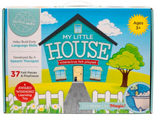 Load image into Gallery viewer, MY LITTLE HOUSE OUT OF STOCK UNTIL JULY. WE WILL ADD A FREE MY LITTLE SEASONS TO EACH MLH PRE-ORDER.