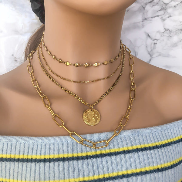 Top of the World Necklace